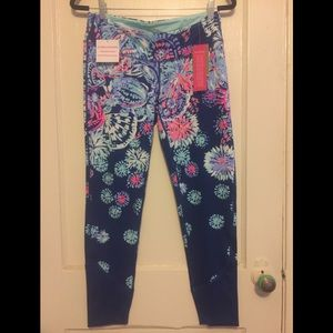 NWT Lilly Pulitzer luxletic pants